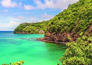 Manjares tropicales de El Caribe