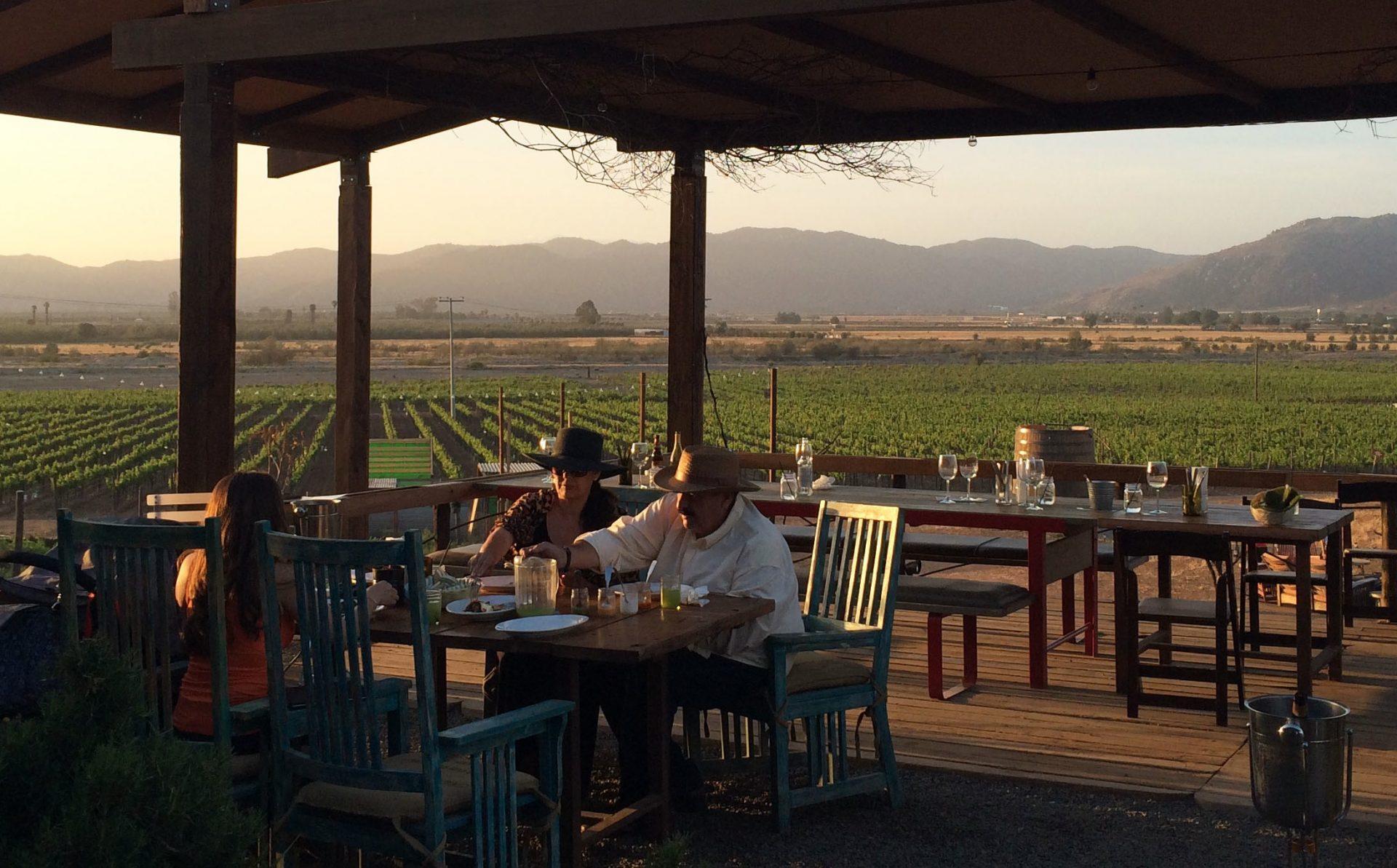 Lugares para comer en Tijuana y Ensenada