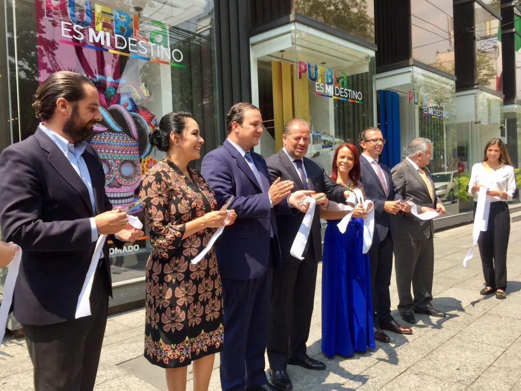 Punto México abre la exposición Puebla