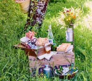 Pícnics: primavera a la mesa
