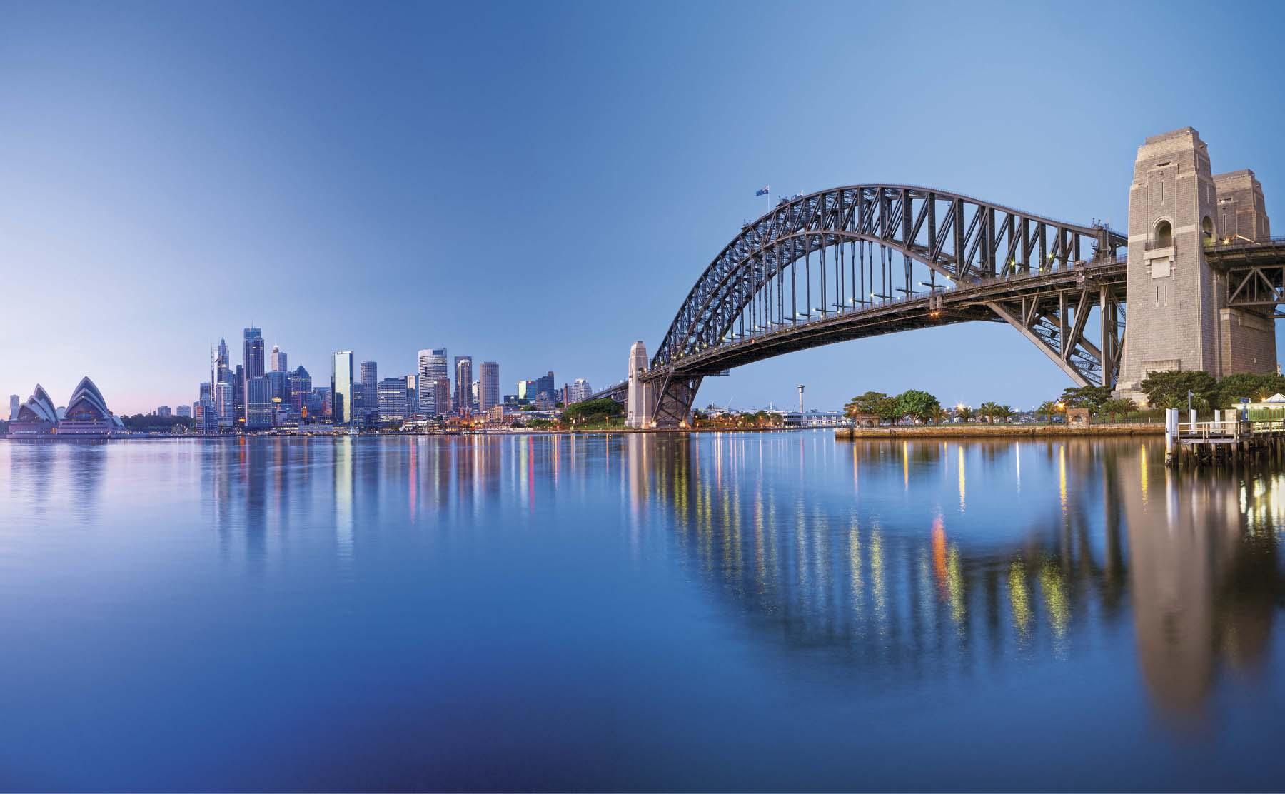 Sydney, fusión de naturaleza y modernidad
