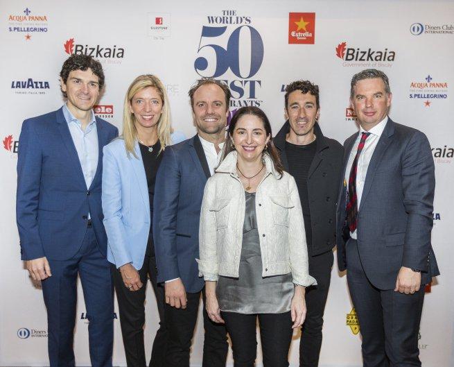 Bilbao será sede de The World's 50 Best Restaurants 2018