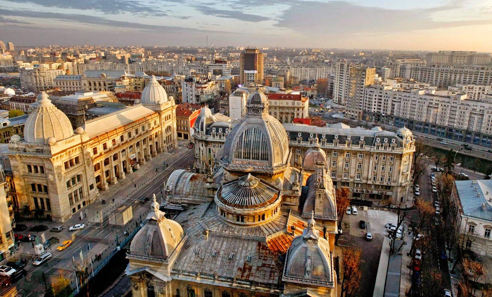 Ciudades imperdibles de Europa