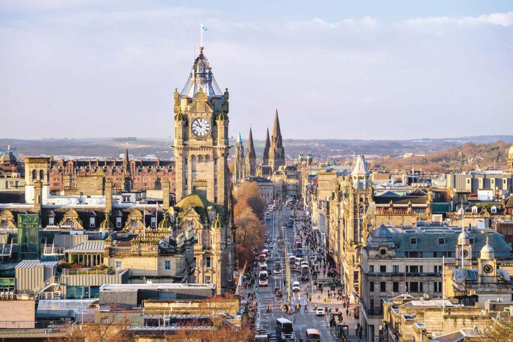Edimburgo, sofisticado encanto