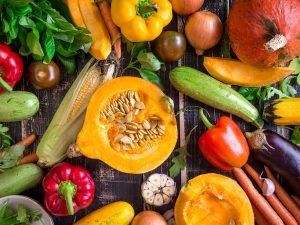 Dieta de colores para mejorar tu metabolismo