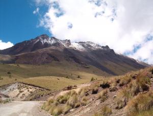 Las montañas más importantes de México