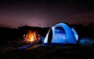 Lugares para acampar cerca de la Ciudad de México