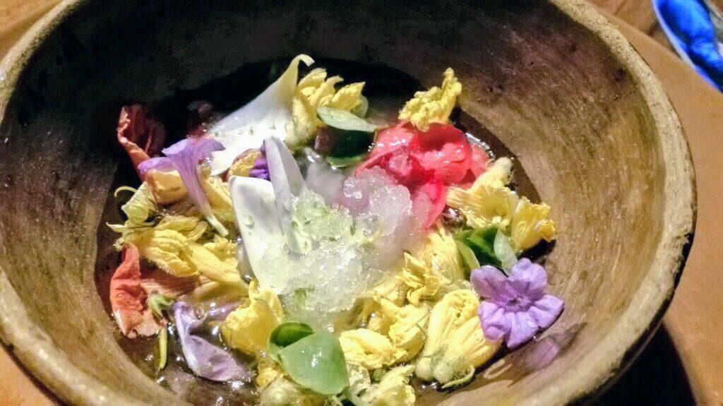 Descubre de qué trata el menú de Noma en Tulum