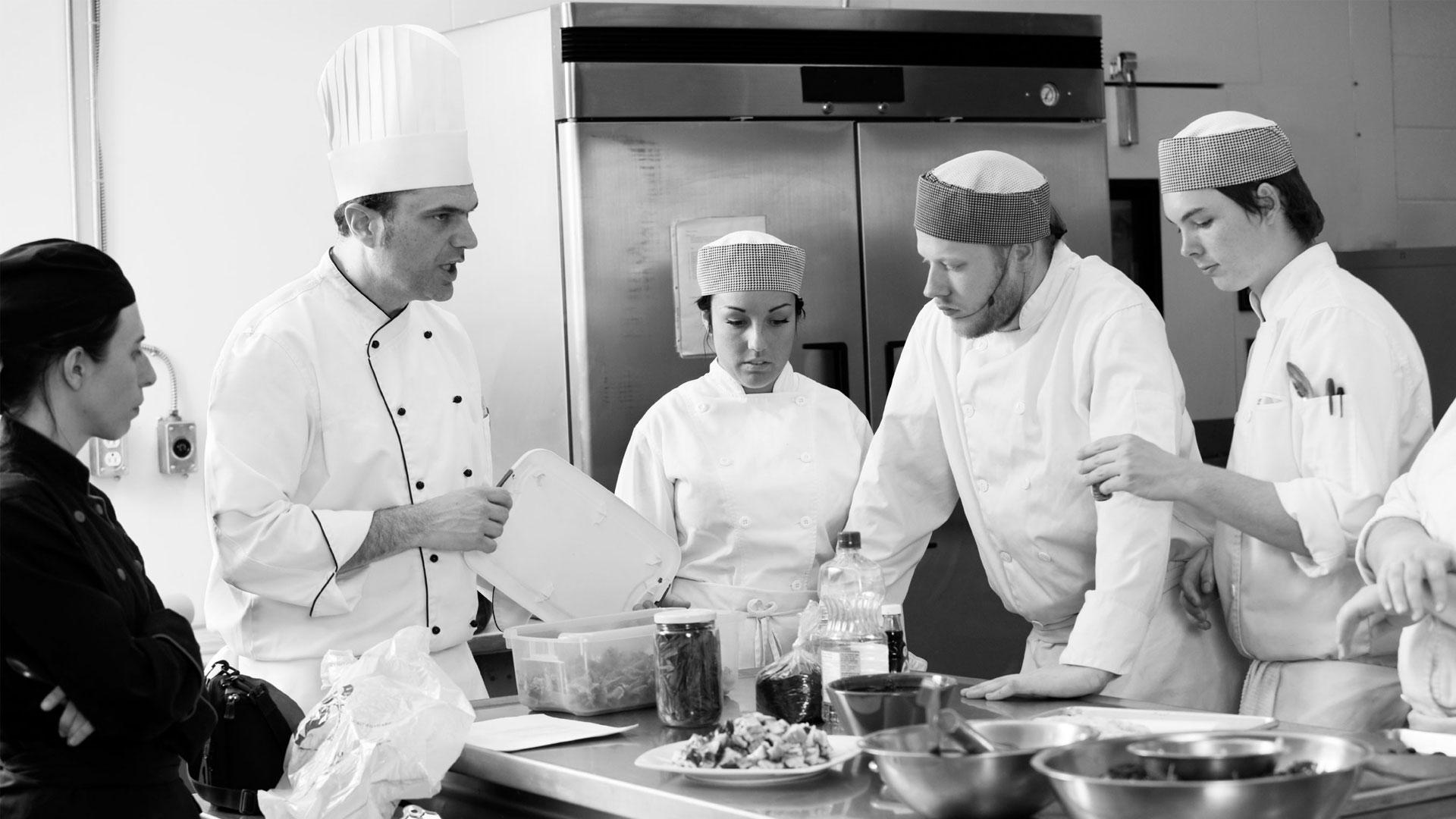 Grandes maestros de la cocina mexicana