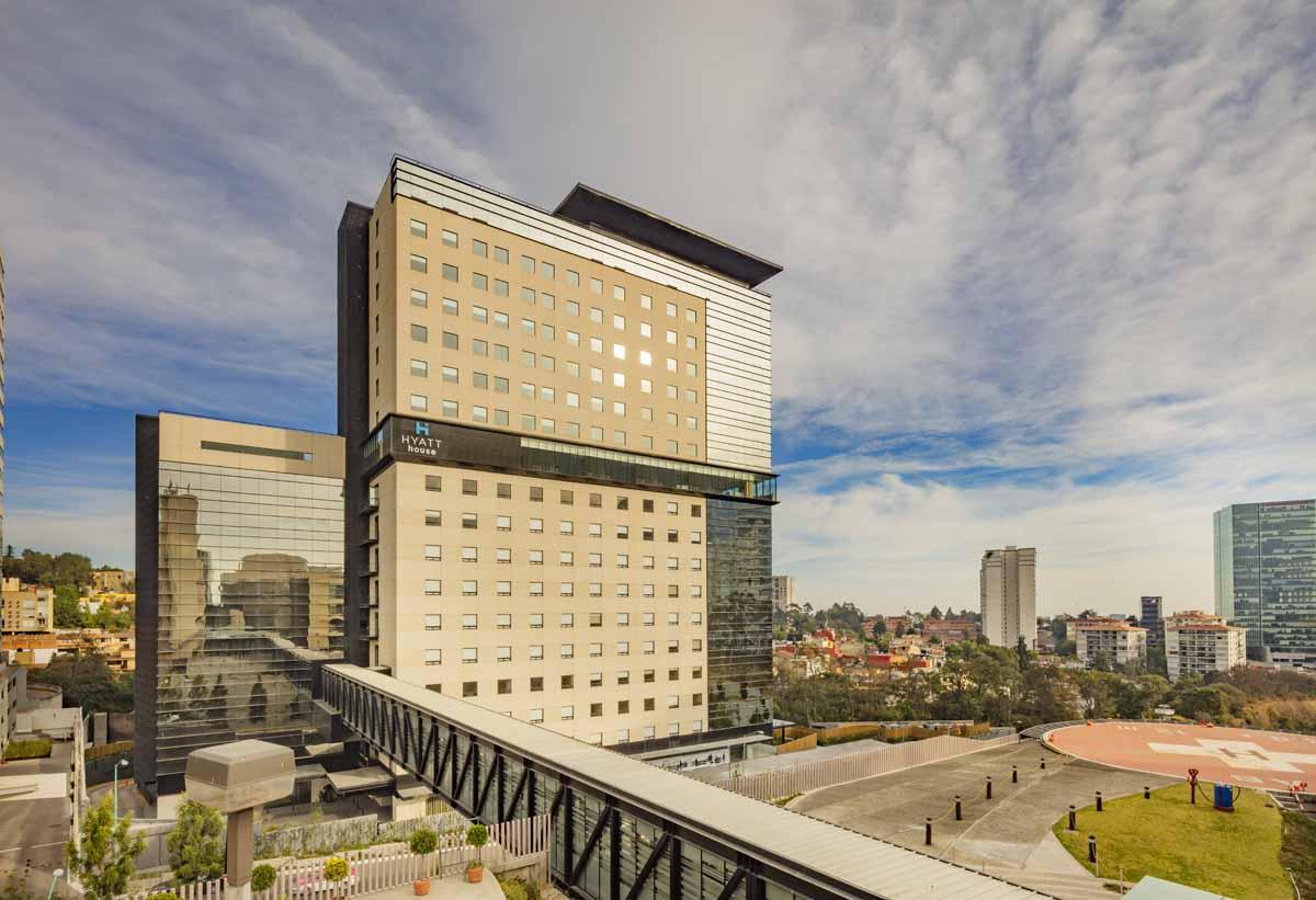El primer Hyatt House de Latinoamérica está en México