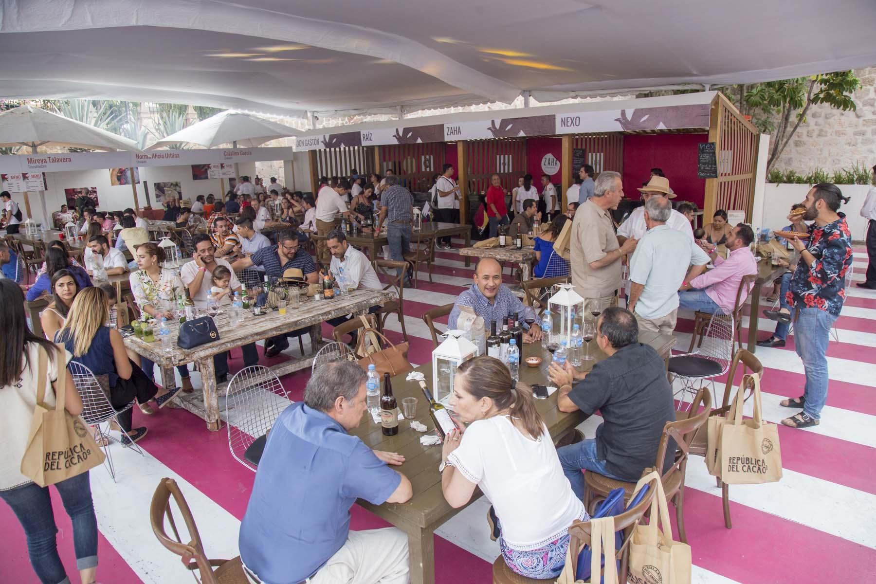 festival Morelia en Boca