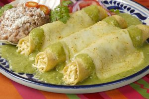 Lugares para comer enchiladas en la Ciudad de México