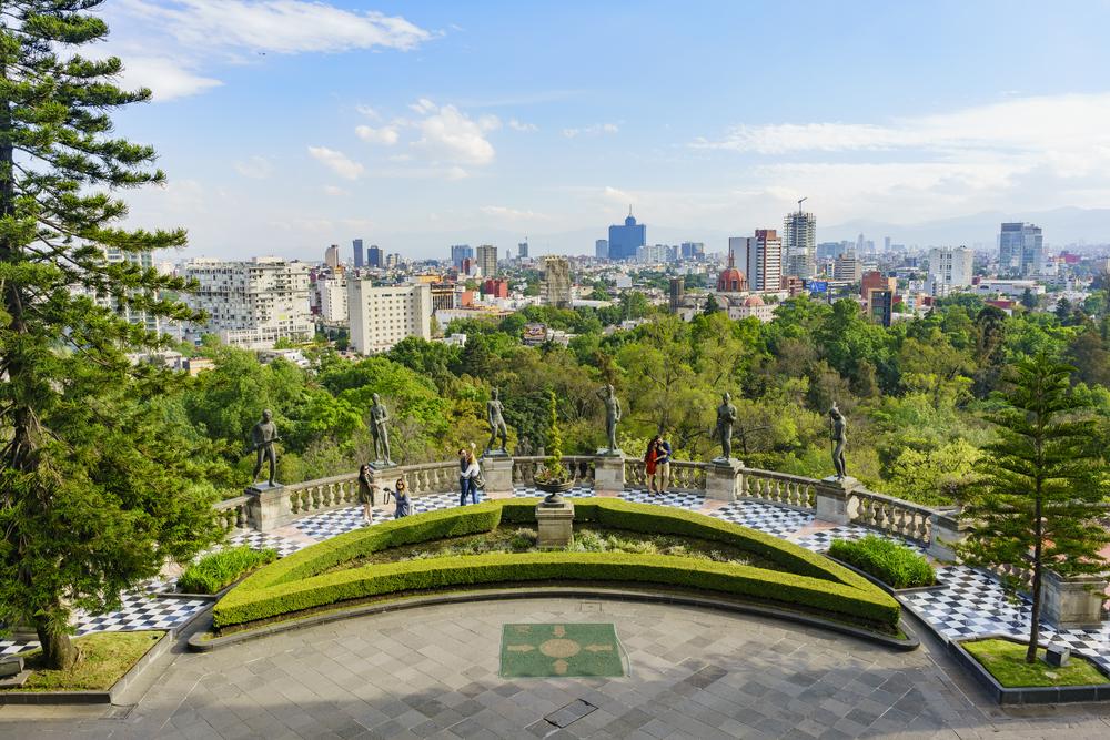 Lugares con las mejores vistas de la Ciudad de México