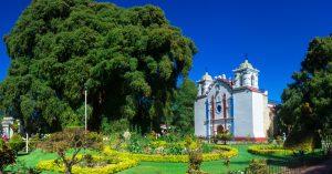 Lugares en México para viajar con mamá