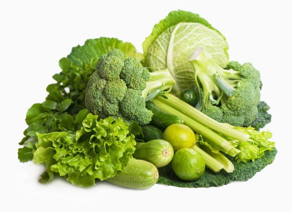 dieta de colores