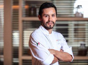Gabriel Rodríguez es Top Chef México