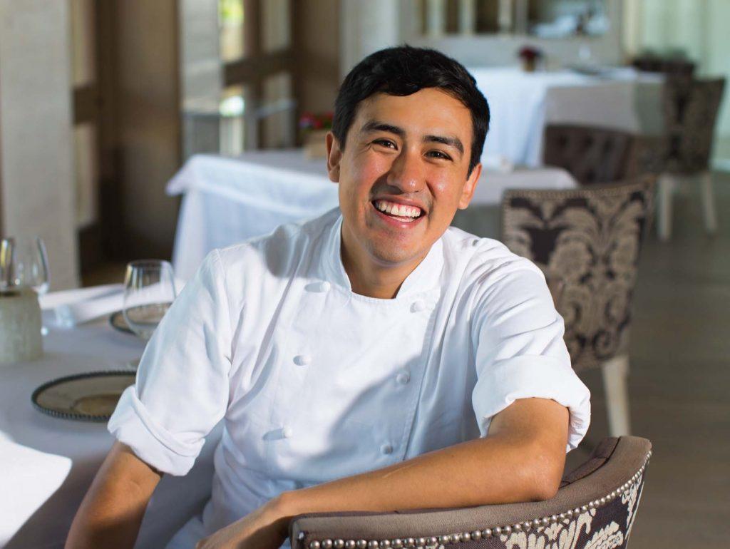 Jesús Durón, nuevo chef en The St. Regis Punta Mita