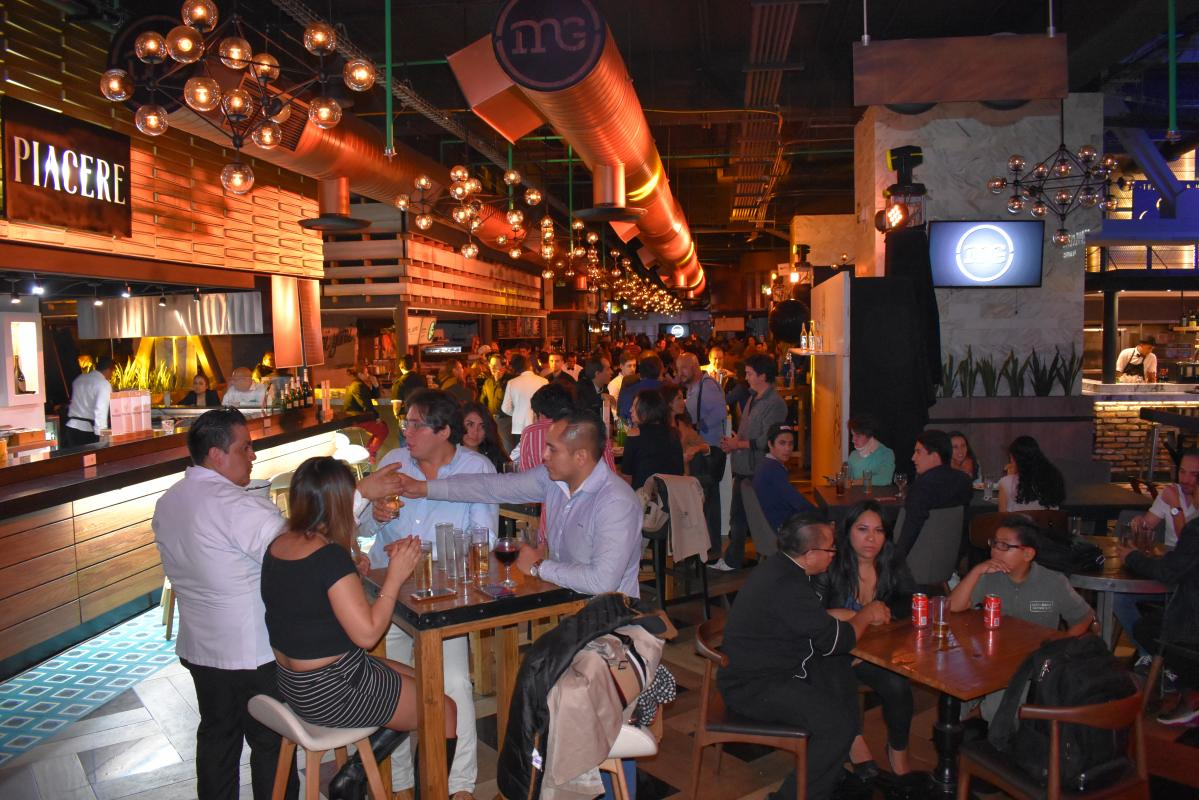 Mercado Gourmet Samara cumple su primer año