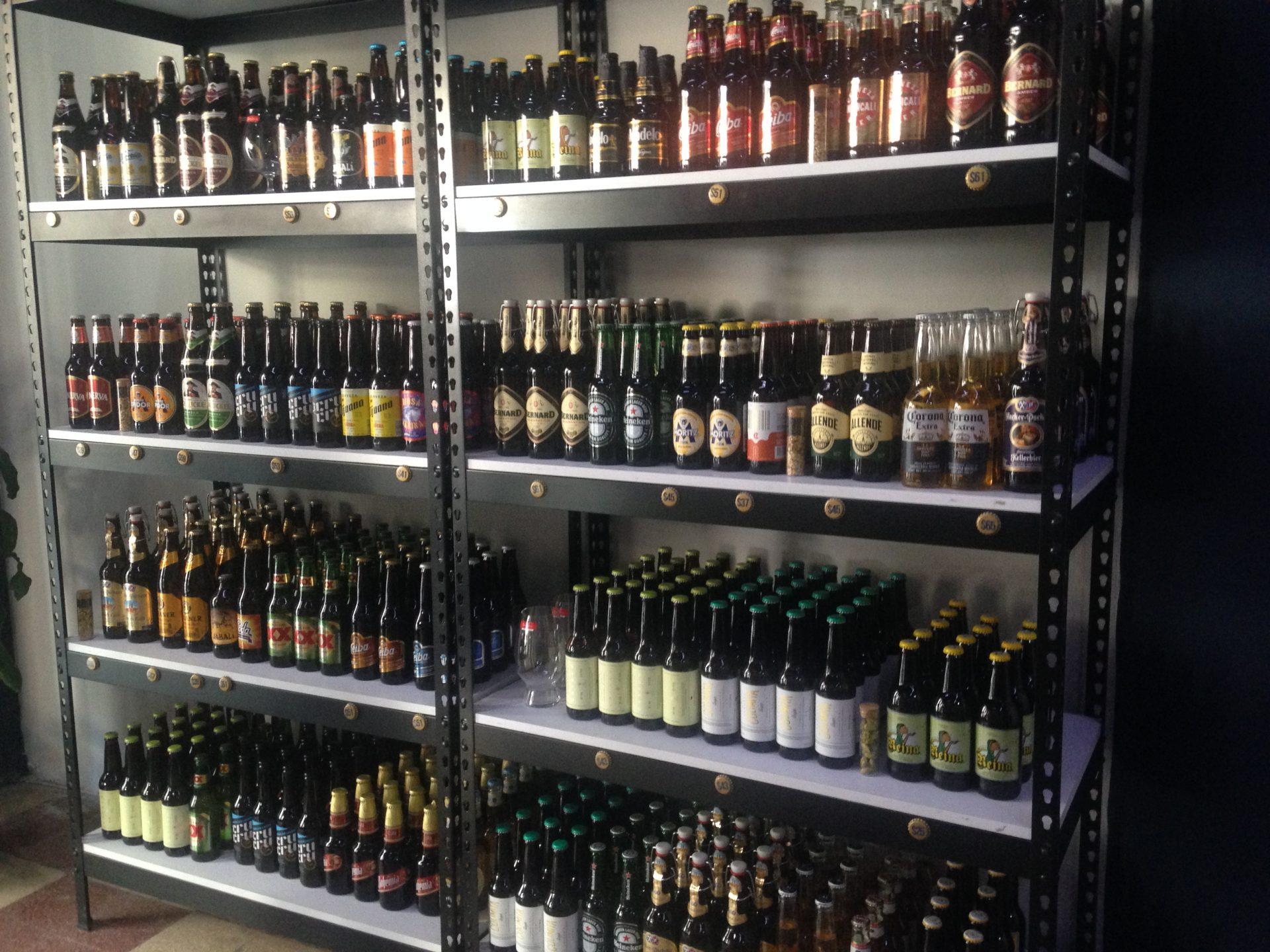 Bodega, nuevo espacio cervecero