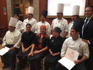 Hacienda de Los Morales trae los Tesoros Culinarios de Morelia