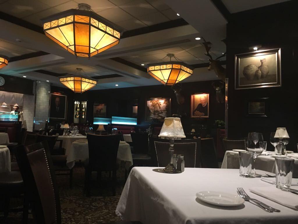 The Capital Grille, clásico y exclusivo