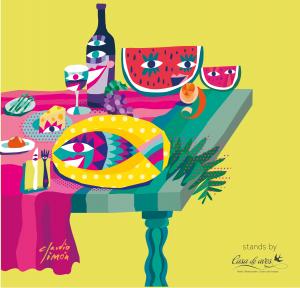 Mercado de Arte y Gastronomía en SMA