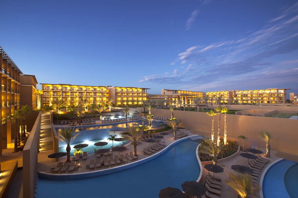 JW Marriott Los Cabos: oasis en el desierto