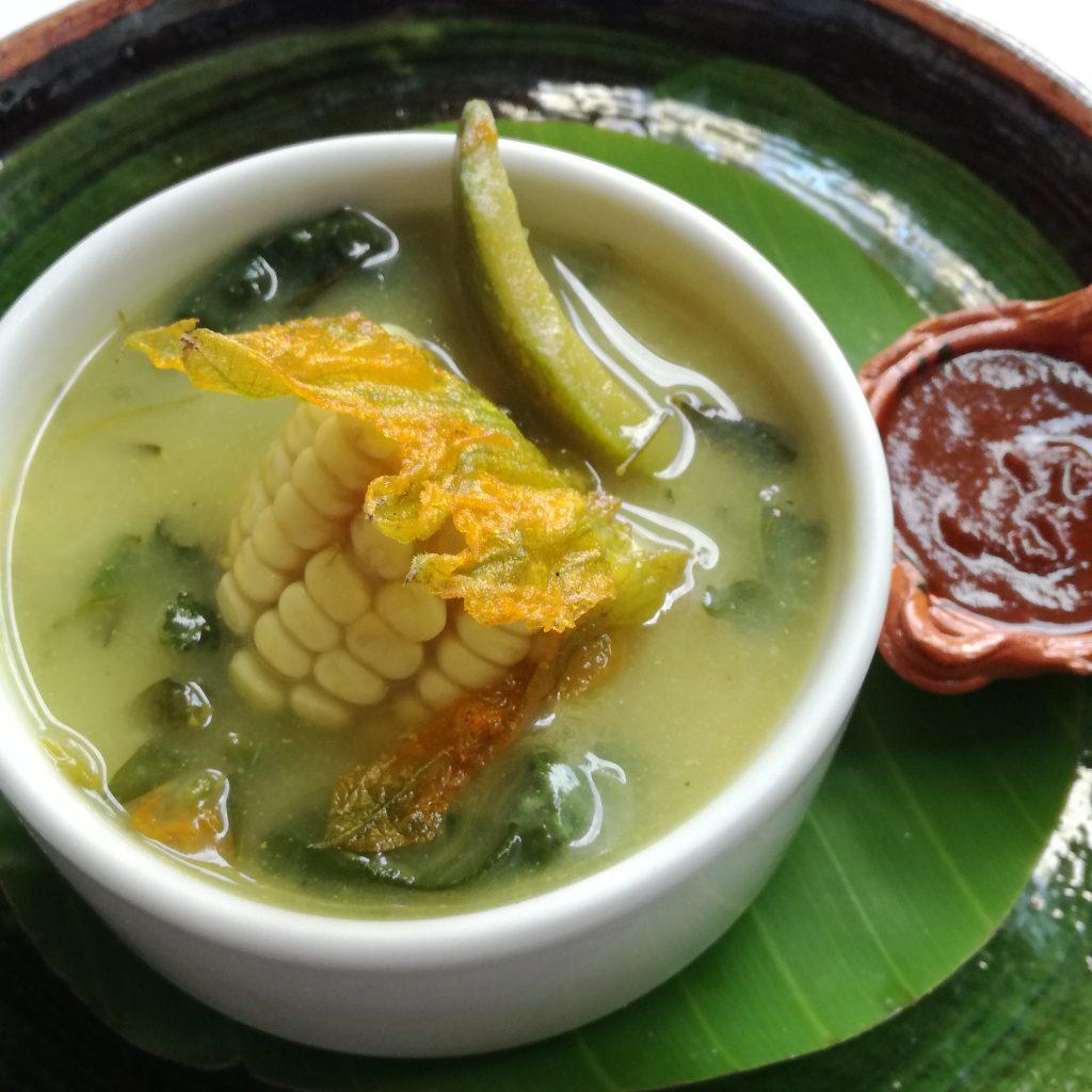 El sabor de Oaxaca en El Tajín
