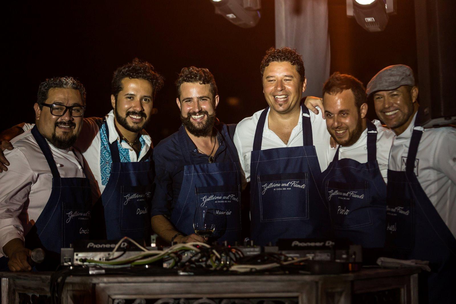 Guillermo & Friends 2017: convivencia de lujo en La Baja