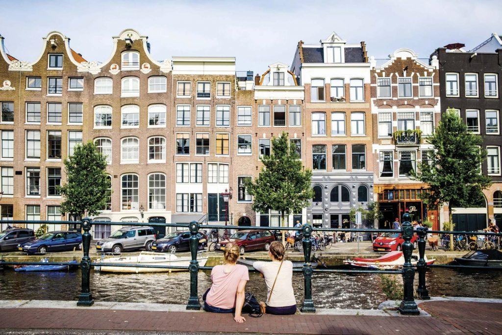 Ámsterdam: culto a la bicicleta
