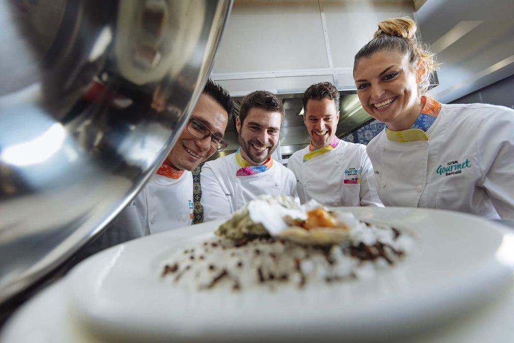 Listos para el tercer Festival Gourmet Barceló