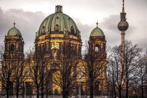 Berlín, adicta a reinventarse