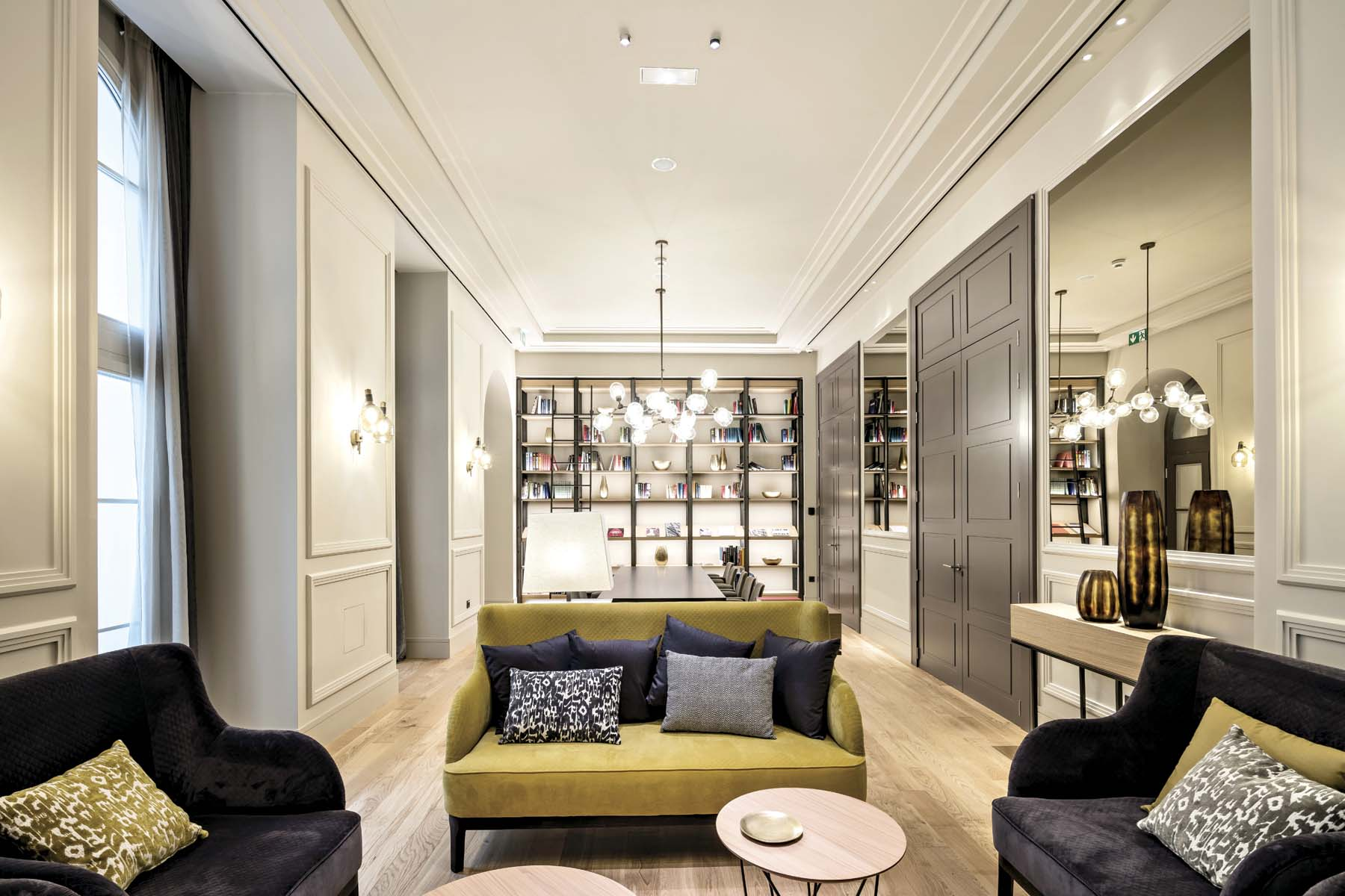 BoHo Hotel: minimalismo relajante
