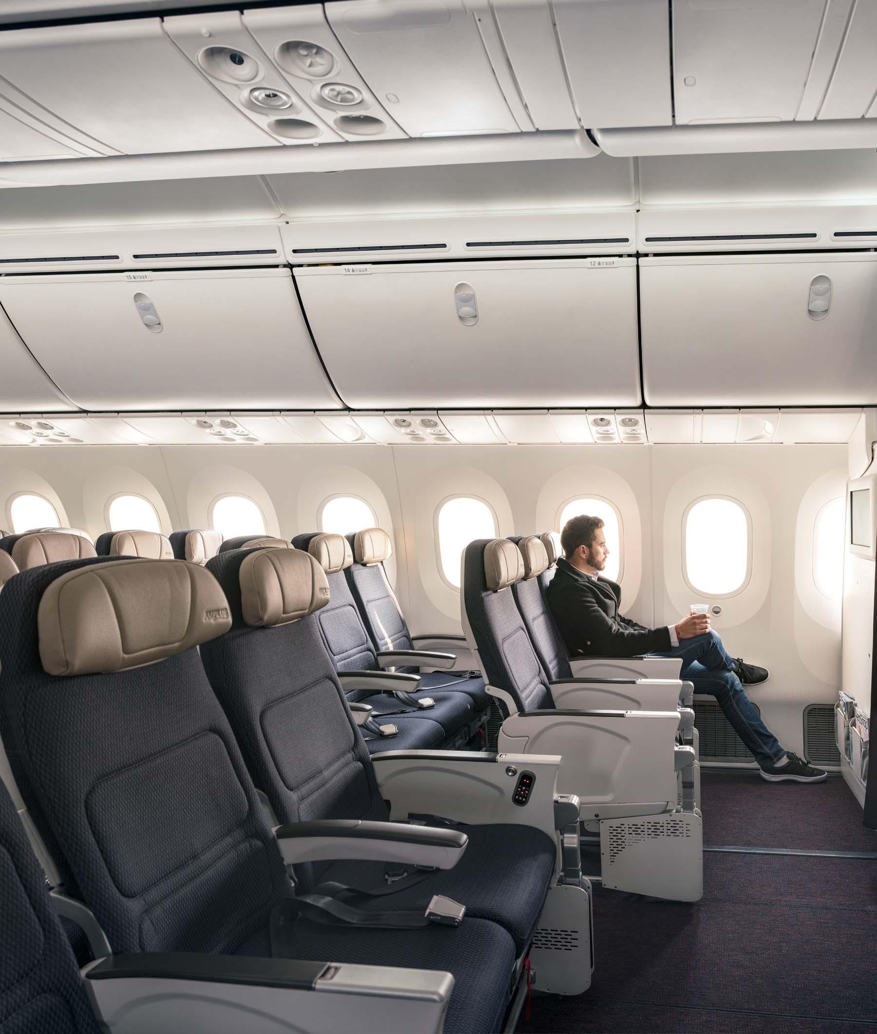 Aerom U00e9xico Presenta Los Beneficios De Mundo Premier
