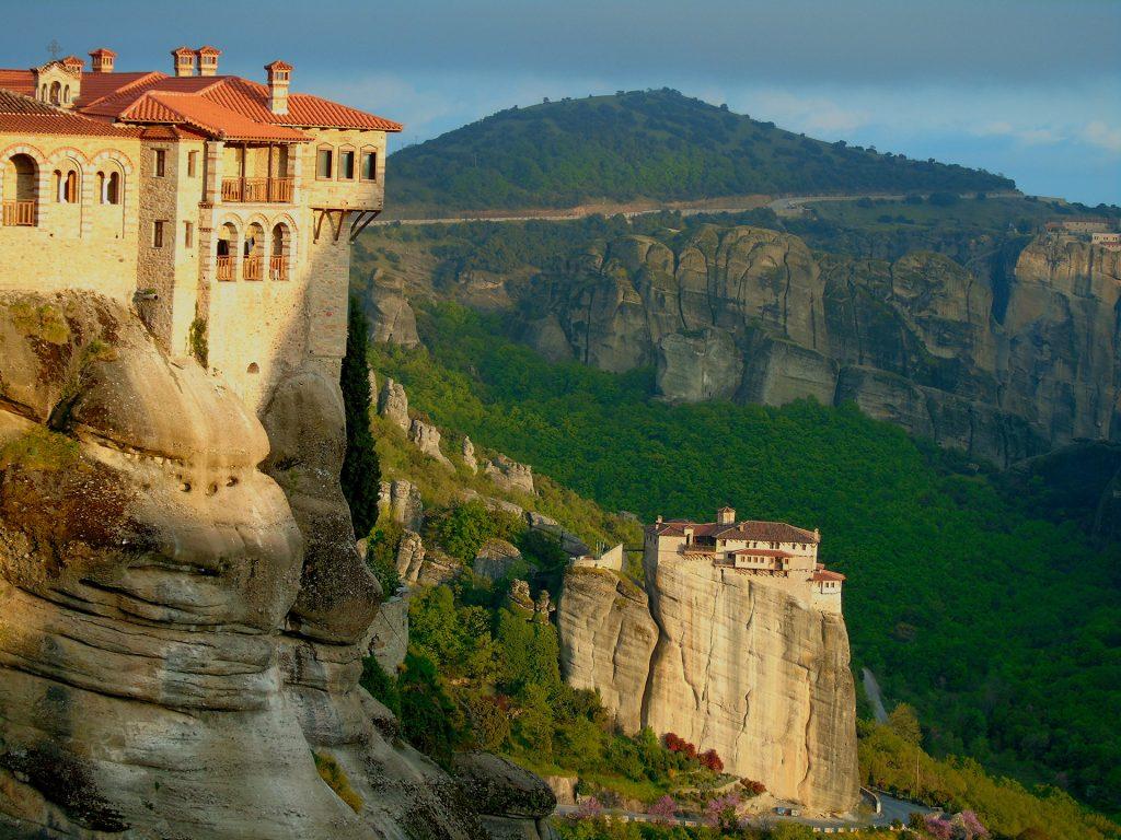 Los monasterios más impresionantes del mundo