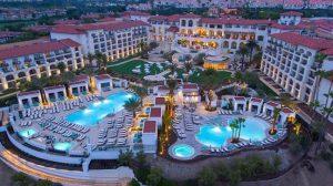 Monarch Beach Resort, lujo en la costa de California