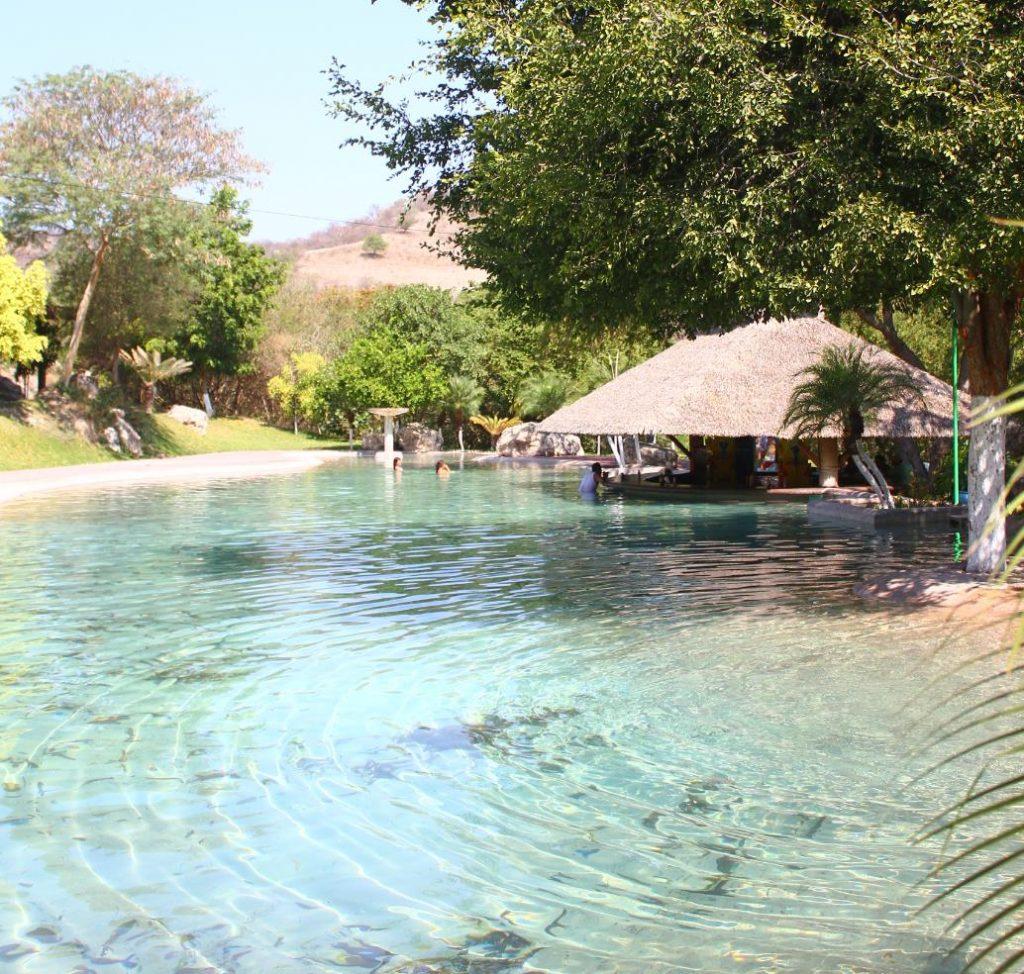 Aguas termales en México