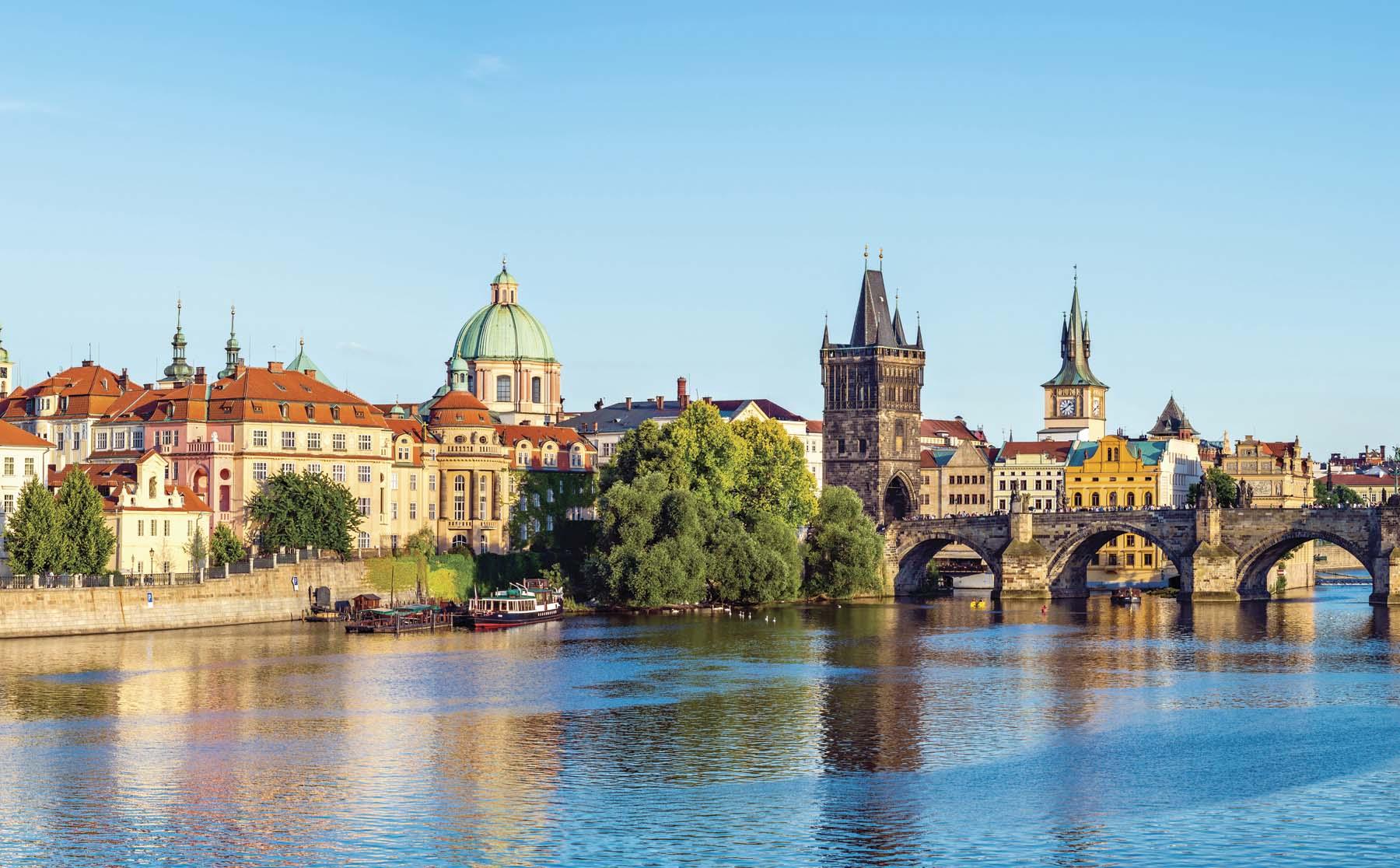 Praga, mágica ciudad