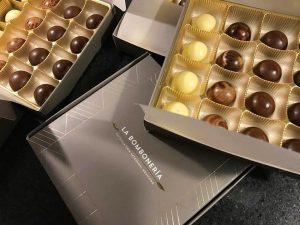 La bombonería: puro amor al chocolate