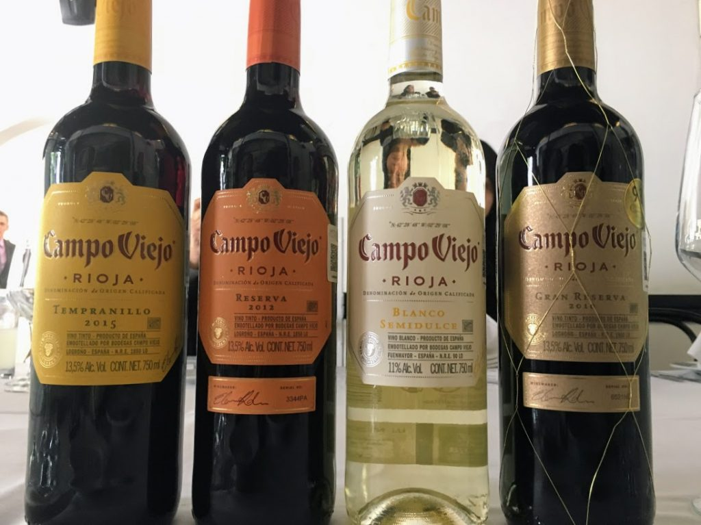 Bodegas Campo Viejo, tradición e innovación riojana