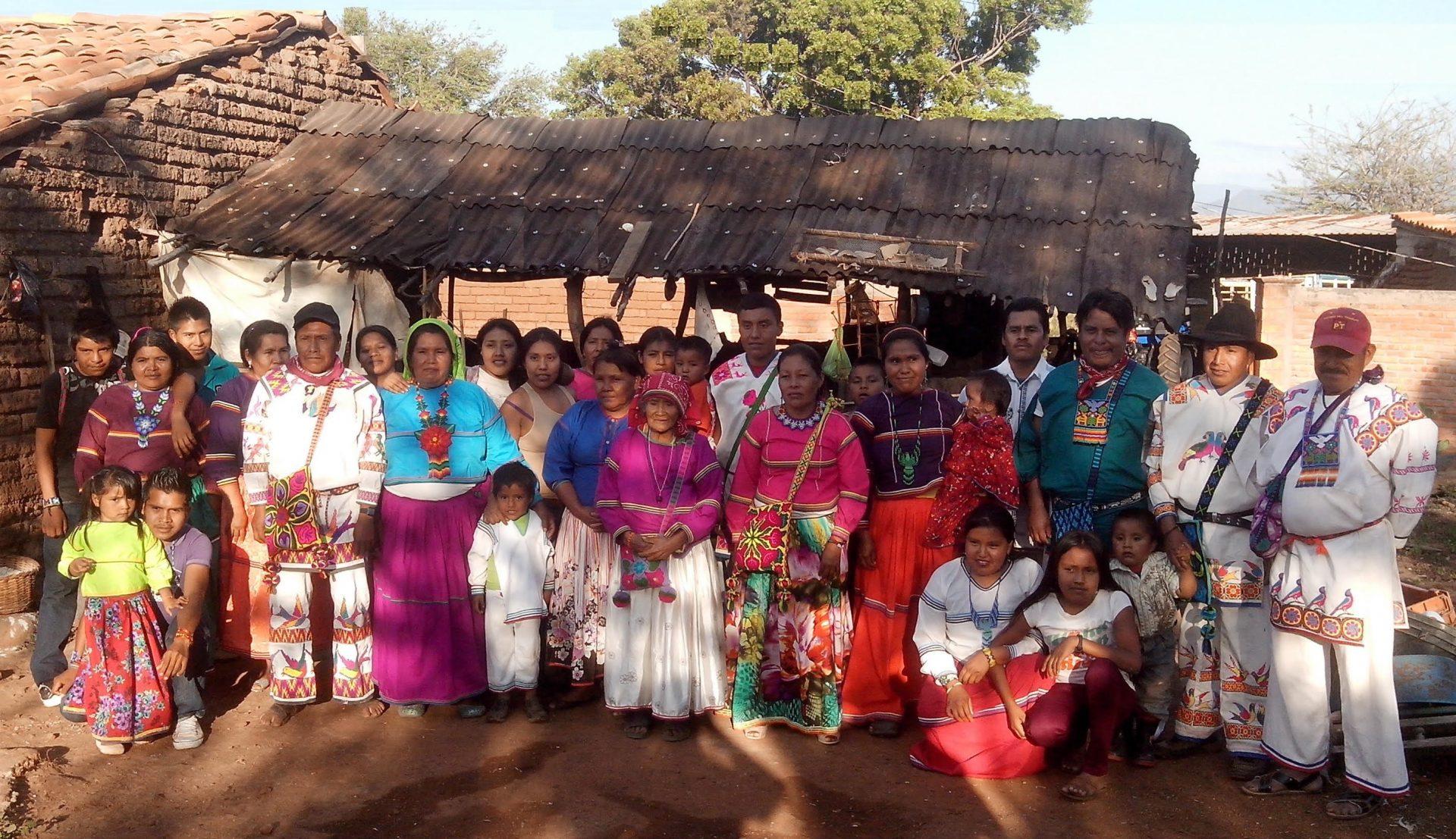 Xaveri, festival para la comunidad huichol