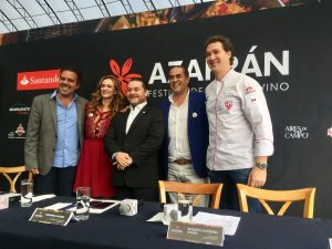 Azafrán: Festival de Paella y Vino en SMA