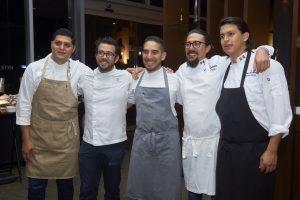 Festival Jóvenes Promesas de la Gastronomía Mexicana