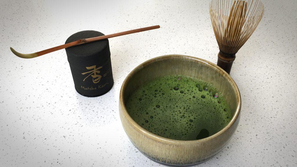 Matcha Kaori, el té japonés de calidad premium