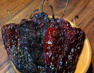 Los chiles de Oaxaca
