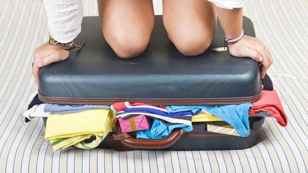 5 tips para empacar estas vacaciones