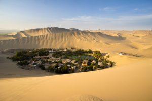 Ica, paraíso entre dunas