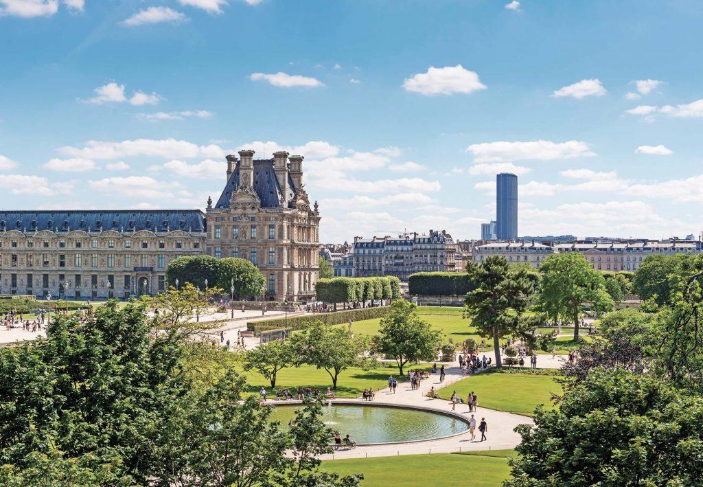 París, paisajes y gastronomía que enamora
