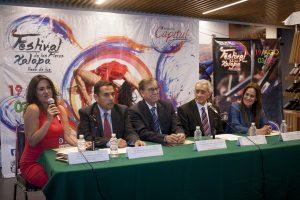 Xalapa recibe al Festival de las Flores