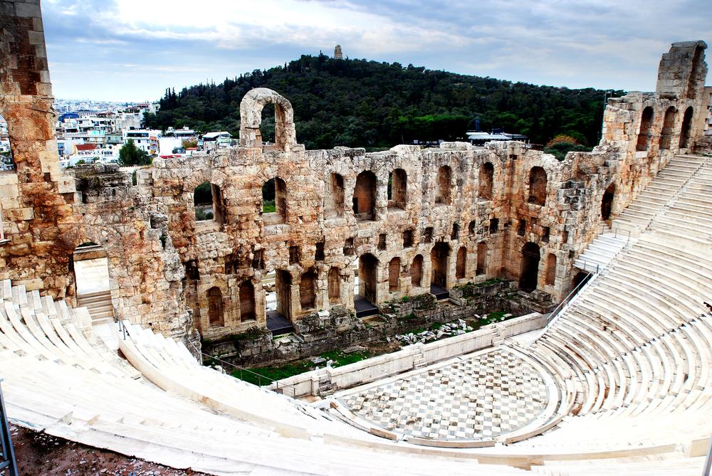 Lugares imperdibles de Grecia